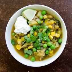 Smoky Potato Corn Stew | Umami Girl