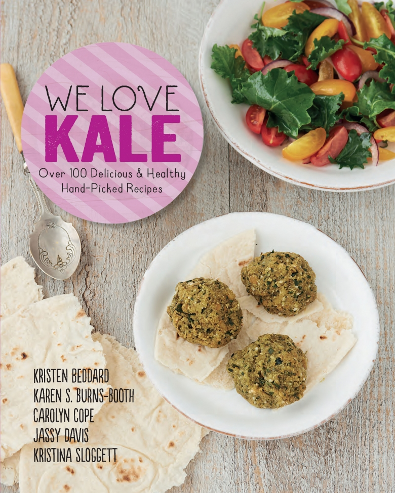 We Love Kale UK Cover