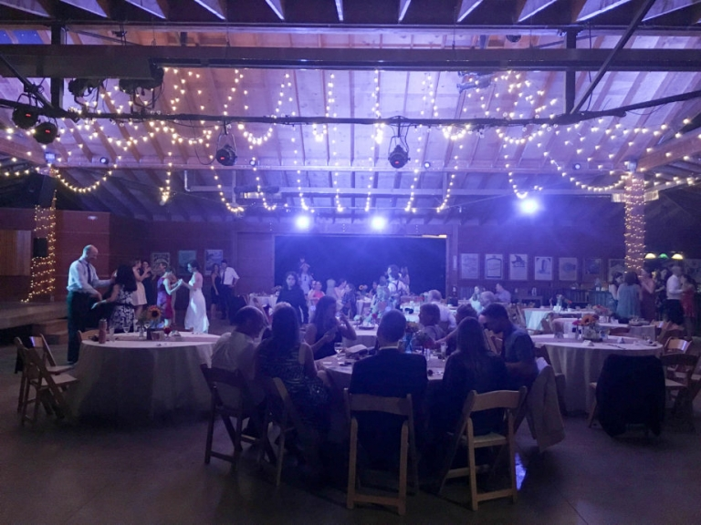 Wedding at Planet Bluegrass Lyons Colorado | Umami Girl