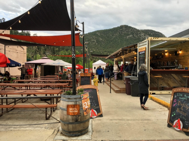 Barrel Wine Bar Estes Park Colorado | Umami Girl