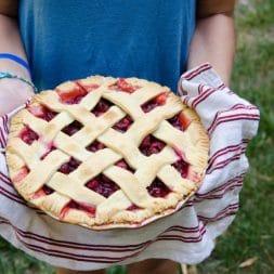 Domenica Marchetti's Sour Cherry Pie | Umami Girl