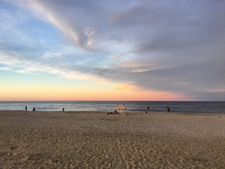 Sea Bright NJ Sunset | Umami Girl