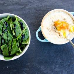 Baked Eggs with Tomato Sauce | Umami Girl