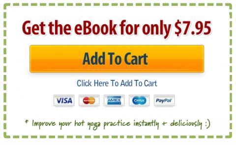 Yoga Smoothie eBook Checkout