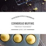 Proud Yankee Cornbread Muffins   Umami Girl