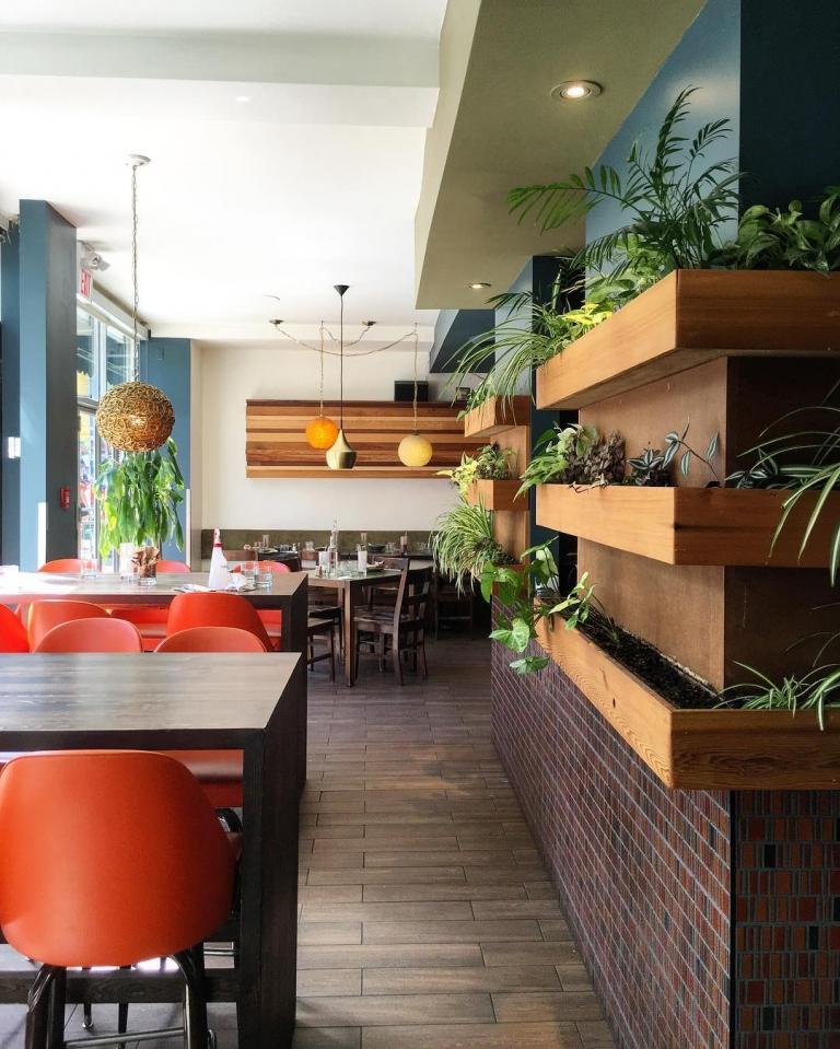 The Coup Calgary Vegetarian Restaurant | Umami Girl