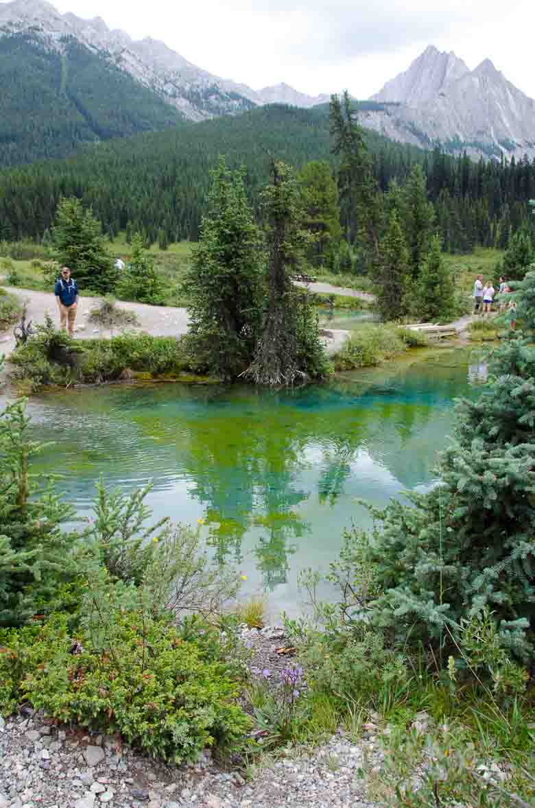 Johnston Canyon Hike Banff National Park Canada 780 | Umami Girl-17