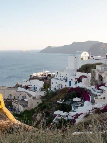 Oia Village Santorini Greece 780 | Umami Girl
