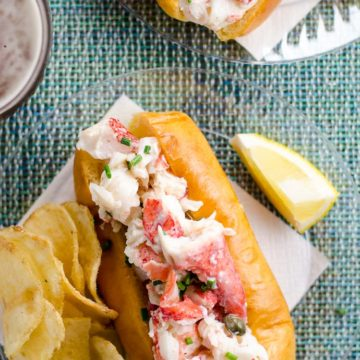 Best Lobster Roll Recipe | Umami Girl