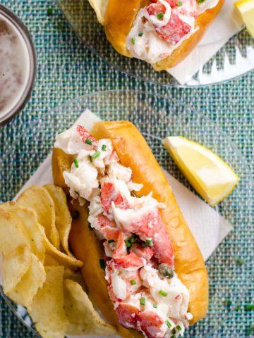 Best Lobster Roll Recipe | Umami Girl