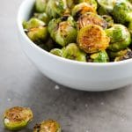 Miso Roasted Brussels Sprouts | Umami Girl
