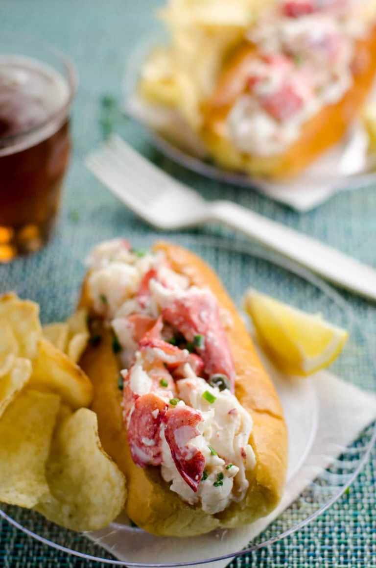 how to cook lobster rolls