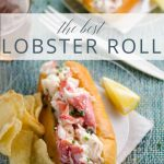 Best Lobster Roll Recipe _ Umami Girl PIN