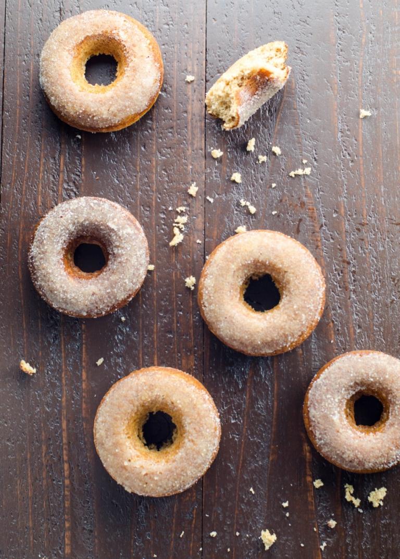 Easy Baked Apple Cider Donuts | Umami Girl