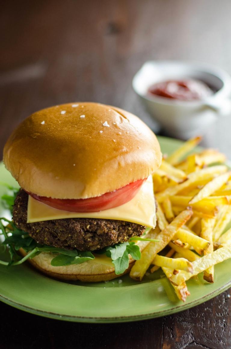 Really Good Veggie Burgers (Vegan and Gluten Free) | Umami Girl