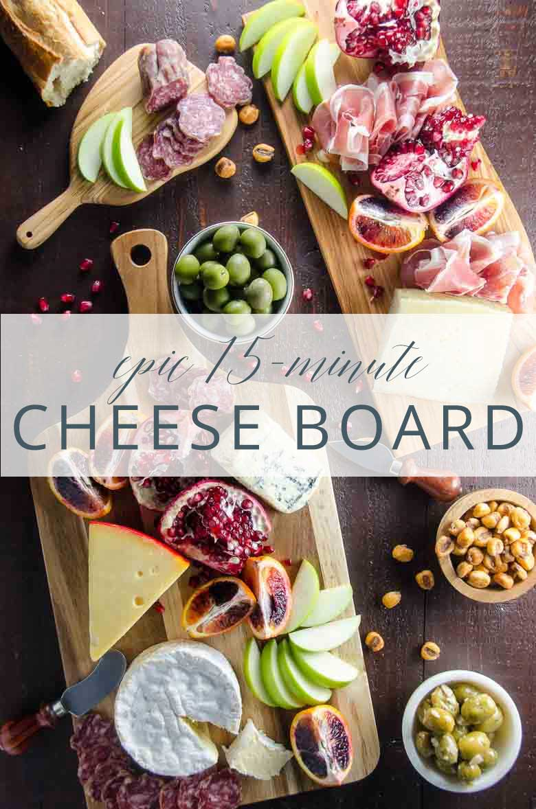 Best Holiday Cheese Board _ Umami Girl PIN