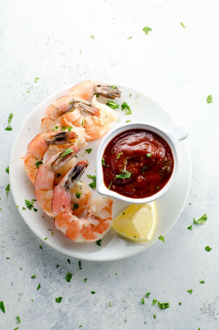 Truly the Best Shrimp Cocktail Recipe Ever | Umami Girl