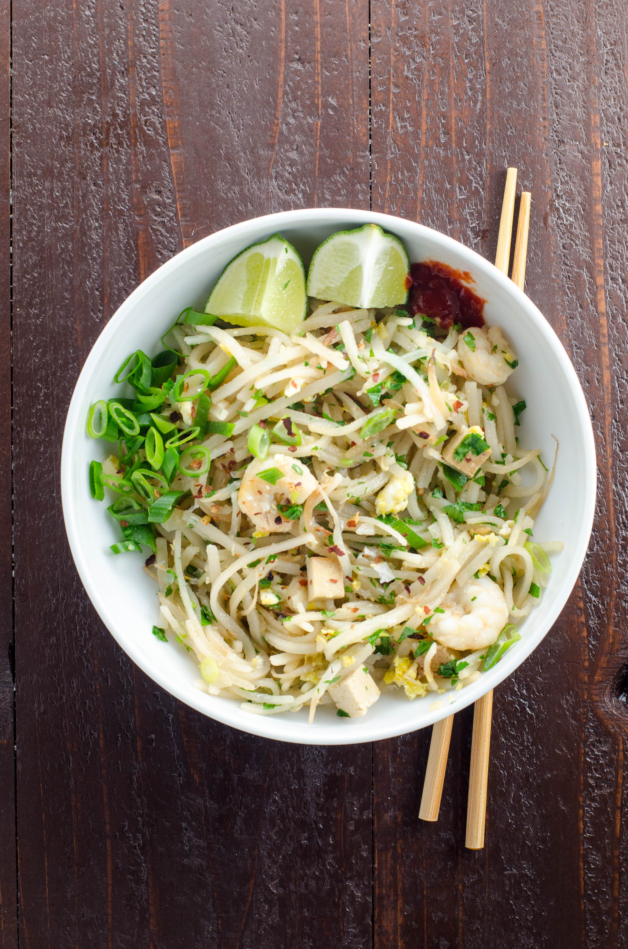 Easy Pad Thai Recipe | Umami Girl