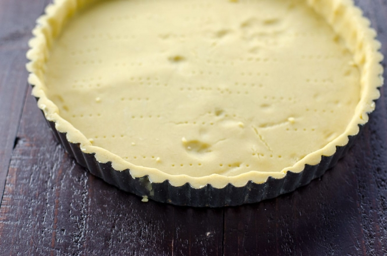 How to Make a Shortbread Crust for Practically Anything | Umami Girl