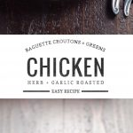 Chez Panisse Herb Roasted Chicken | Umami Girl
