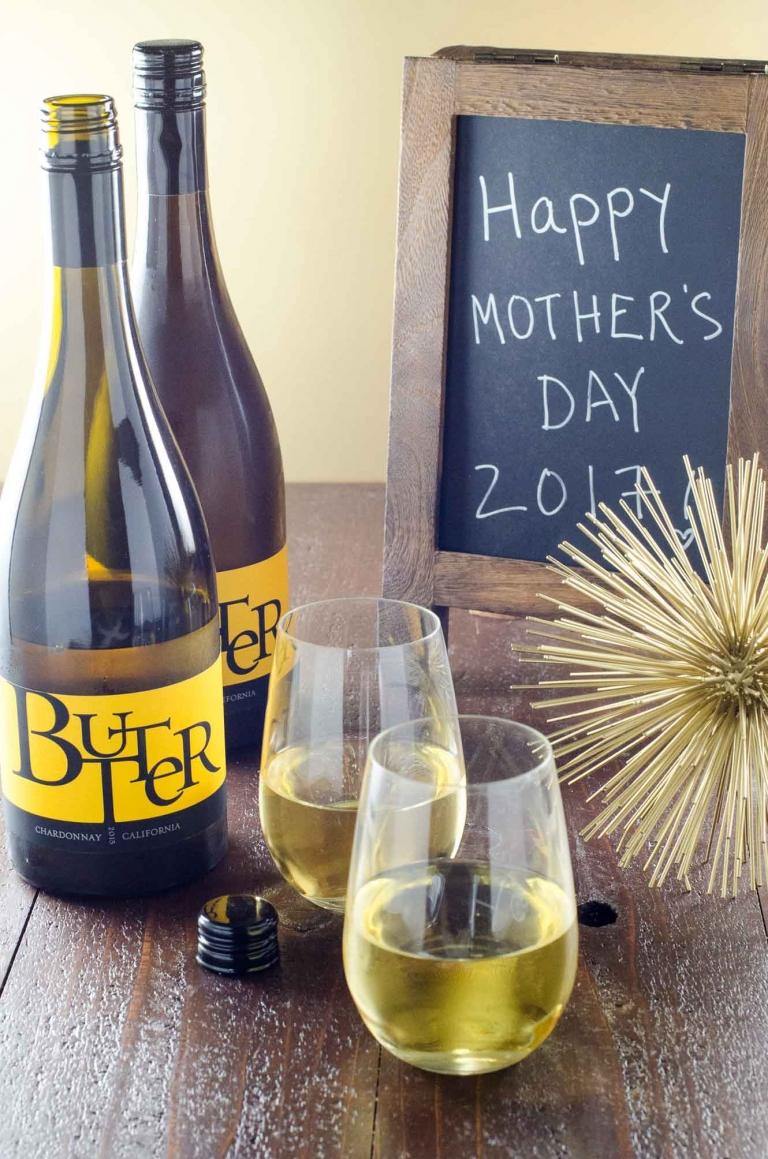 JaM Cellars Chardonnay Mother's Day 2017   Umami Girl