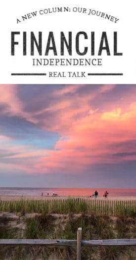Our Financial Independence Journey   Umami Girl
