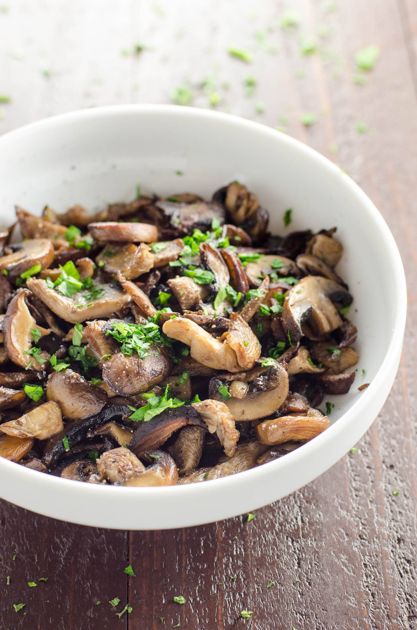 The Best Sauteed Mushrooms Recipe  for Top 10 Thanksgiving Sides