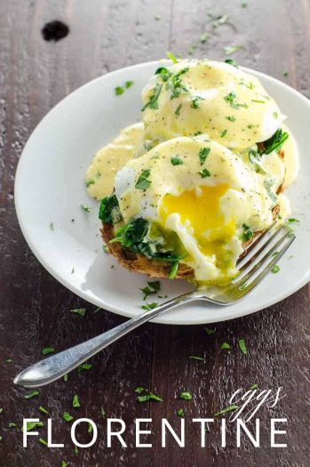 Eggs Florentine _ Umami Girl PIN