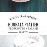 Quick Appetizer Idea Burrata Platter   Umami Girl
