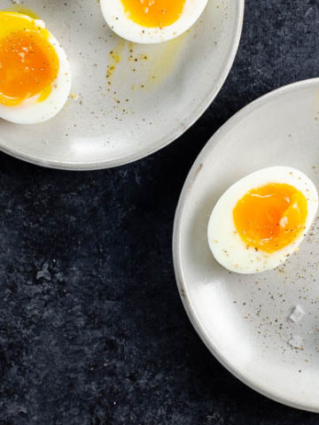 Seven Minute Eggs | Umami Girl 780