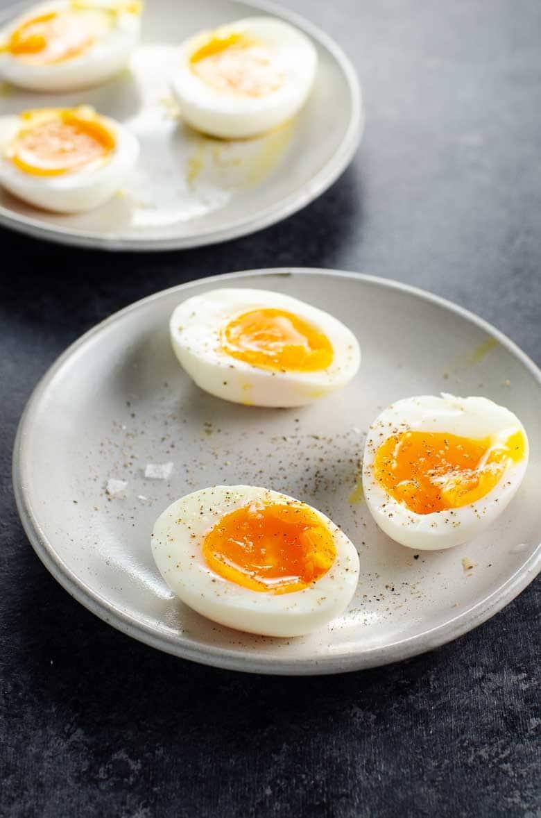 Seven Minute Eggs | Umami Girl 780