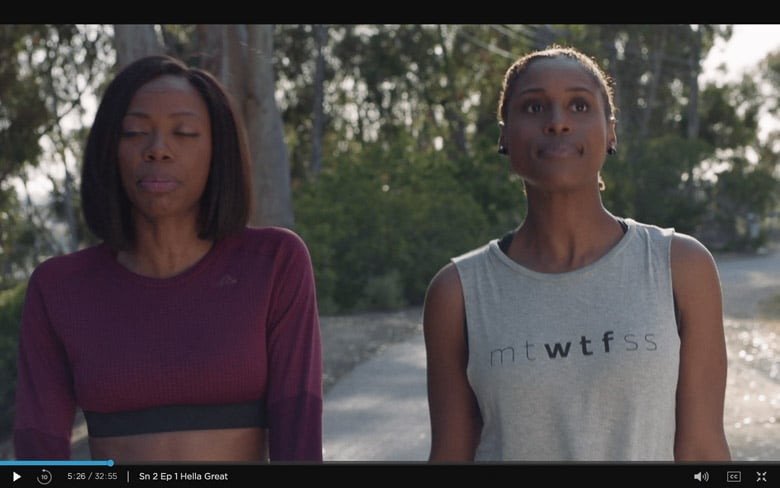 HBO Insecure Best T Shirt 780 | Umami Girl