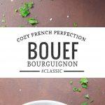 Boeuf Bourguignon Recipe | Umami Girl