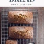 olive oil pumpkin bread pin