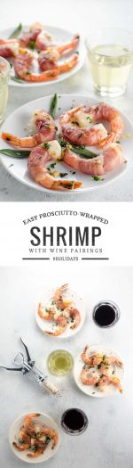 Easy Holiday Appetizer: Prosciutto Wrapped Shrimp   Umami Girl
