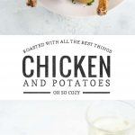 Roast Chicken with Potatoes   Umami Girl