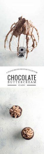 Chocolate Buttercream Frosting | Umami Girl