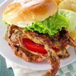 Soft Shell Crab Sandwich Recipe | Umami Girl