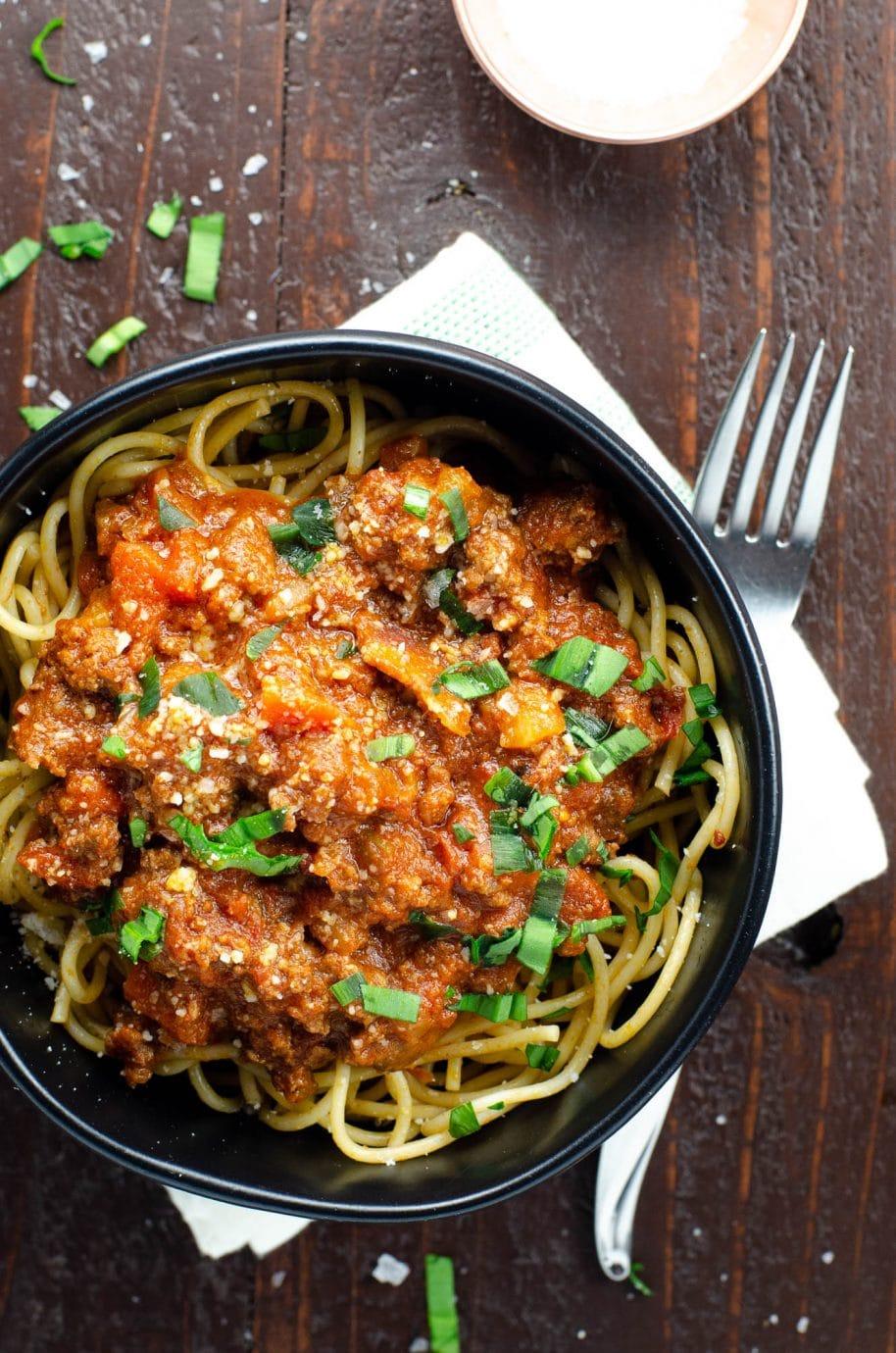 My Perfect Spaghetti Bolognese Recipe | Umami Girl