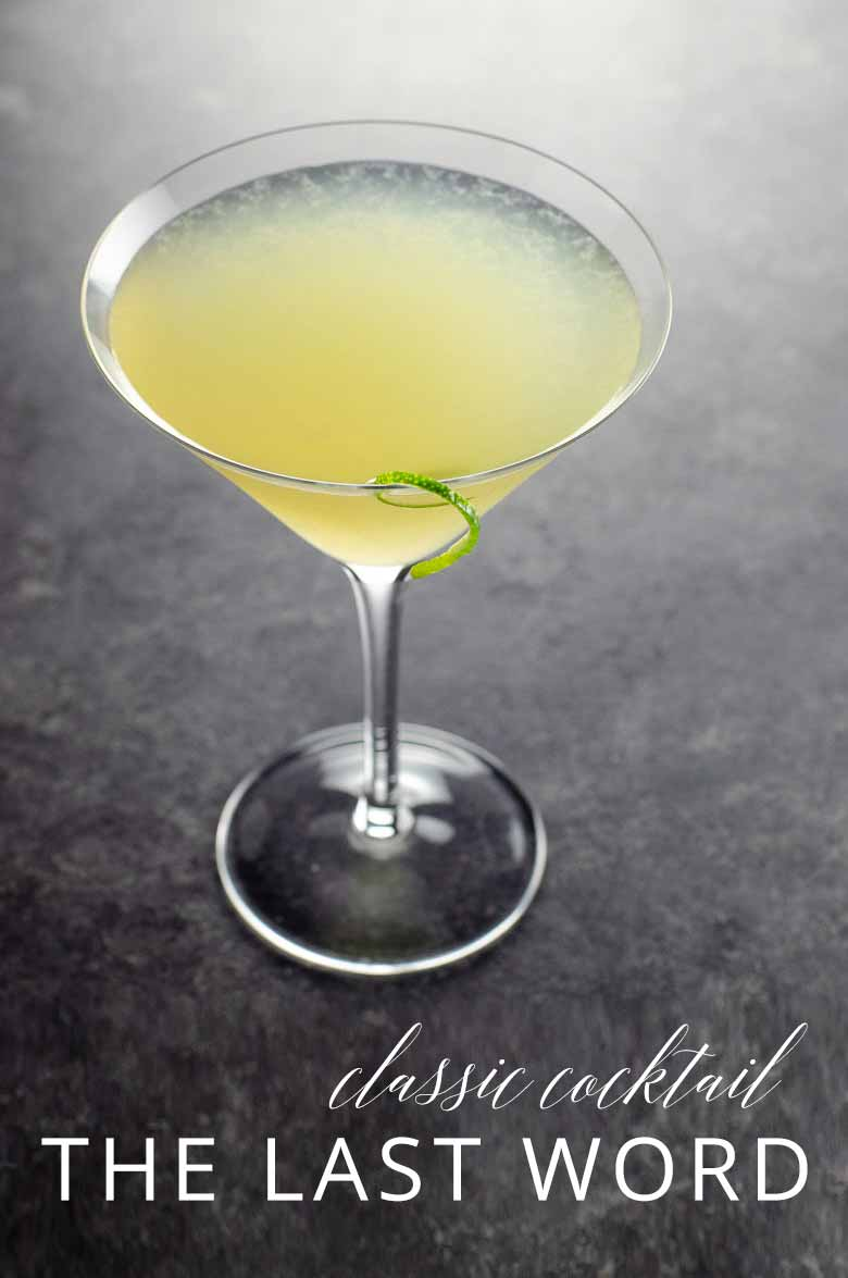 Last Word Cocktail _ Umami Girl PIN