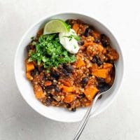 Hearty Vegan Instant Pot Chili