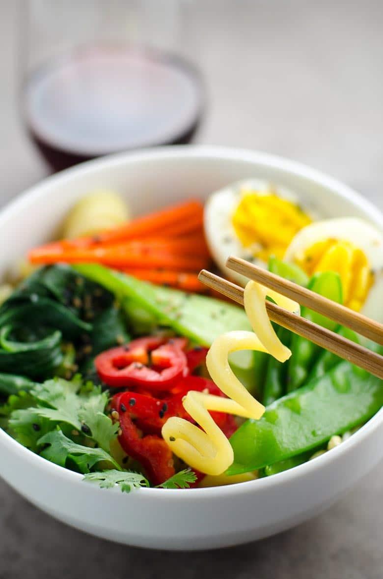 30 Minute Miso Ramen with Potato Noodles 780 | Umami Girl-2