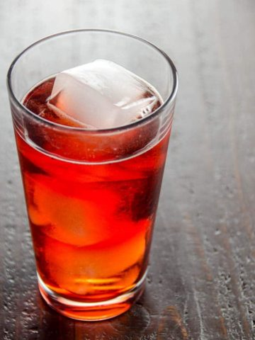 Americano Recipe Classic Cocktail 780 | Umami Girl