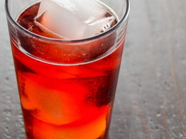 Americano Recipe Classic Cocktail 780   Umami Girl