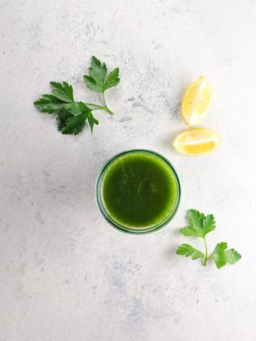 Basic Green Juice Recipe 780 | Umami Girl