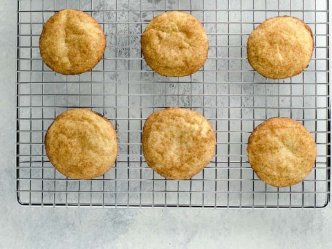 The Best Snickerdoodles Recipe, Courtesy of Mrs. Phillips