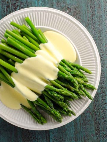Blender Hollandaise Sauce 780 | Umami Girl