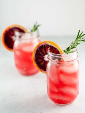 Blood Orange Cocktail 780 | Umami Girl-2