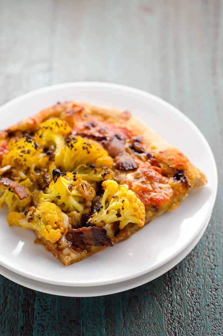 Cauliflower Pizza Amatriciana 780 | Umami Girl-2