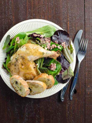 Chez Panisse Herb Roasted Chicken 780 | Umami Girl-2